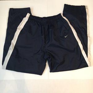 Nike Windbreaker Track Pant Men Size Large